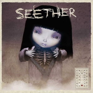 vinyl 2LP Seether Finding Beauty In Negative Spaces