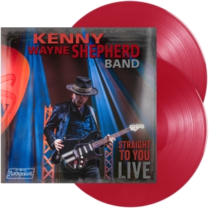 vinyl 2LP Kenny Wayne Shepherd Band ‎Straight To You Live