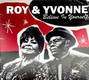 vinyl LP Roy & Yvonne Believe In Yourself
