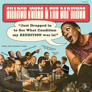 vinyl LP Sharon Jones & The Dap-Kings Just Dropped In (To See What Condition My Rendition Was In)