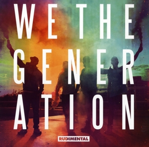 vinyl 2LP RUDIMENTAL We the Generation