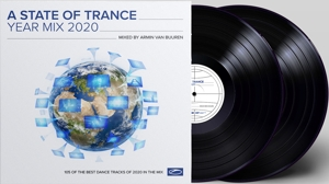 vinyl 2LP V/A A State of Trance Year Mix 2020 Celebration Mixed By Armin Van Buuren