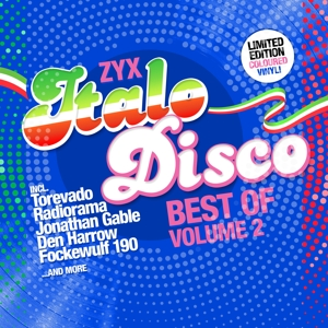 vinyl 2LP V/A Zyx Italo Disco: Best of Vol.2