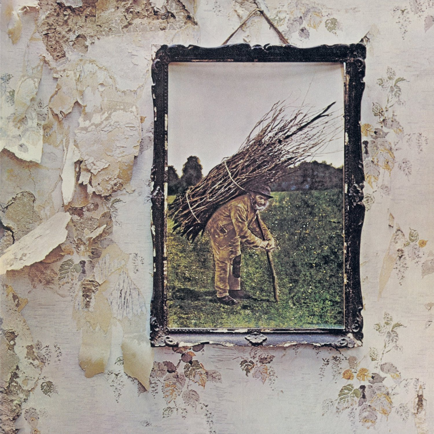 vinyl LP LED ZEPPELIN Led Zeppelin IV