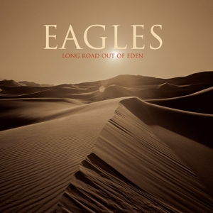 vinyl 2LP Eagles Long Road Out of Eden