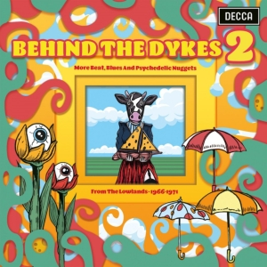 vinyl 2LP VARIOUS ARTISTS BEHIND THE DYKES 2 - MORE BEATS, BLUES AND PSYCHEDELIC NUGGETS FROM THE LOWLANDS 1966 - 1971 (RSD 2021)