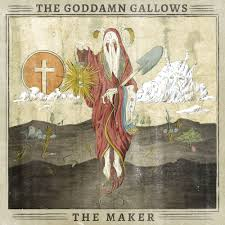 vinyl LP GODDAMN GALLOWS Maker