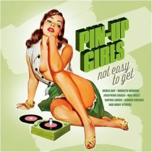 vinyl LP V/A Pin-Up Girls, Not Easy To Get (RSD 2021)