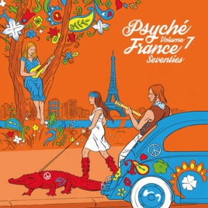 vinyl LP Various Artists Psyché France Vol.7 (RSD 2021)