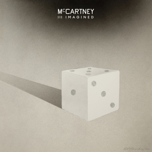 vinyl 2LP Paul McCartney III Imagined