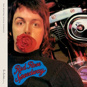 vinyl 2LP PAUL MCCARTNEY & WINGS Red Rose Speedway