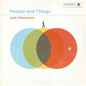 vinyl LP JACK'S MANNEQUIN PEOPLE AND THINGS
