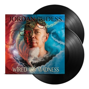 vinyl 2LP Jordan Rudess Wired For Madness