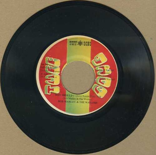 "vinyl 7""SP BOB MARLEY & THE WAILERS Why Should I"