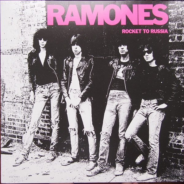 vinyl LP RAMONES Rocket To Russia