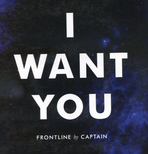 "vinyl 7""SP CAPTAIN I Want You"