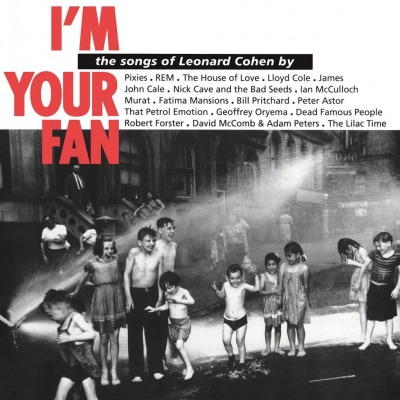 vinyl 2LP THE SONGS OF LEONARD COHEN  I´m Your Fan