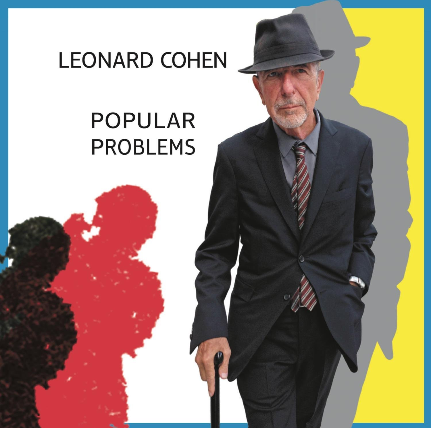 vinyl LP LEONARD COHEN Popular Problems