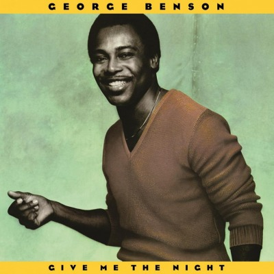 vinyl LP GEORGE BENSON Give Me The Night