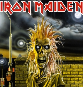 vinyl LP IRON MAIDEN IRON MAIDEN (LIMITED)