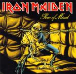 vinyl LP IRON MAIDEN Piece Of Mind