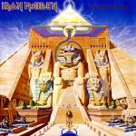 vinyl LP IRON MAIDEN Powerslave