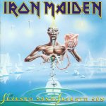vinyl LP IRON MAIDEN Seventh Son Of A Seventh Son