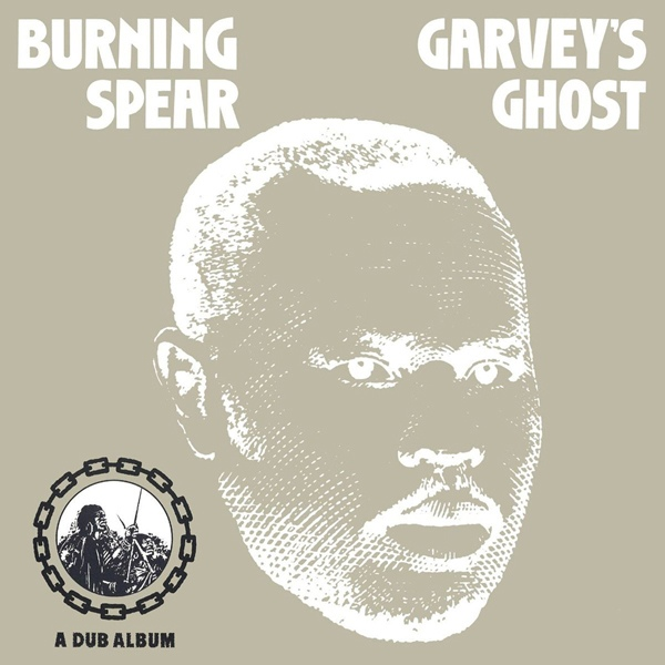 vinyl LP BURNING SPEAR Garvey´s Ghost