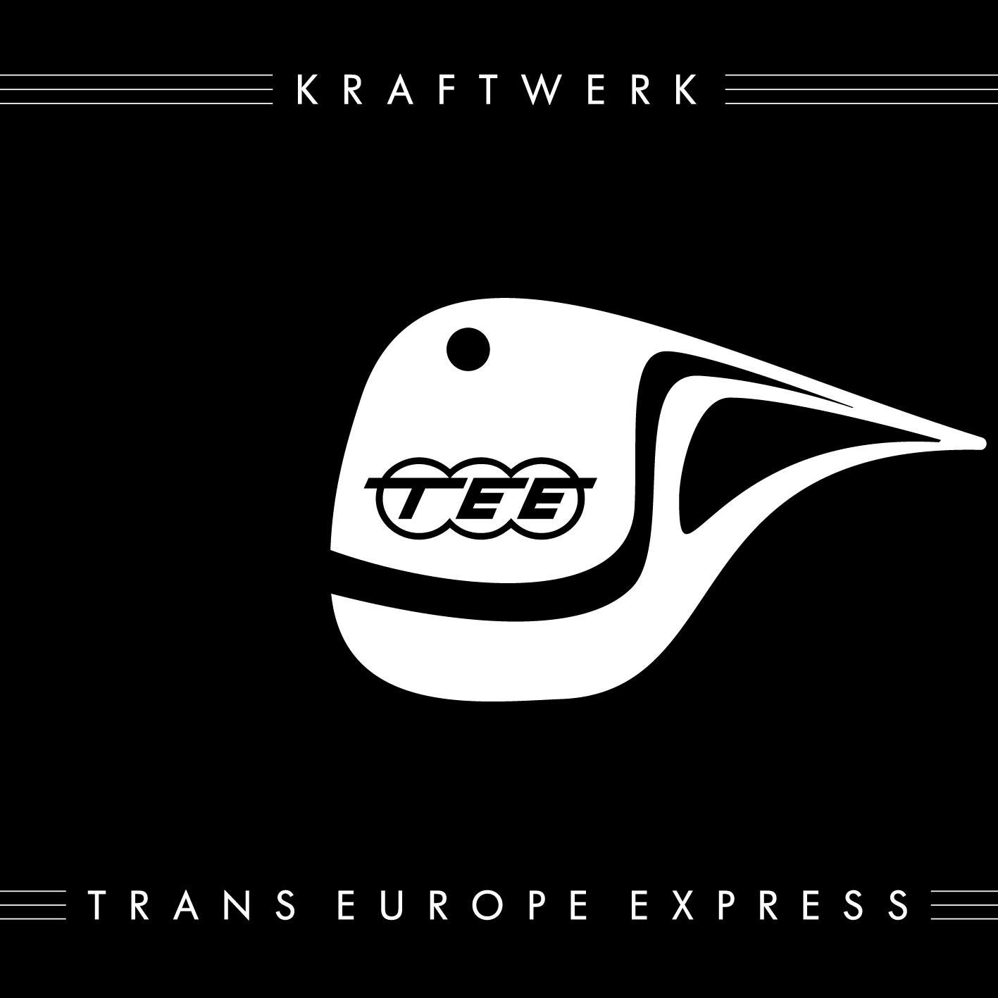 vinyl LP KRAFTWERK TRANS-EUROPE EXPRESS (2009 EDITION)