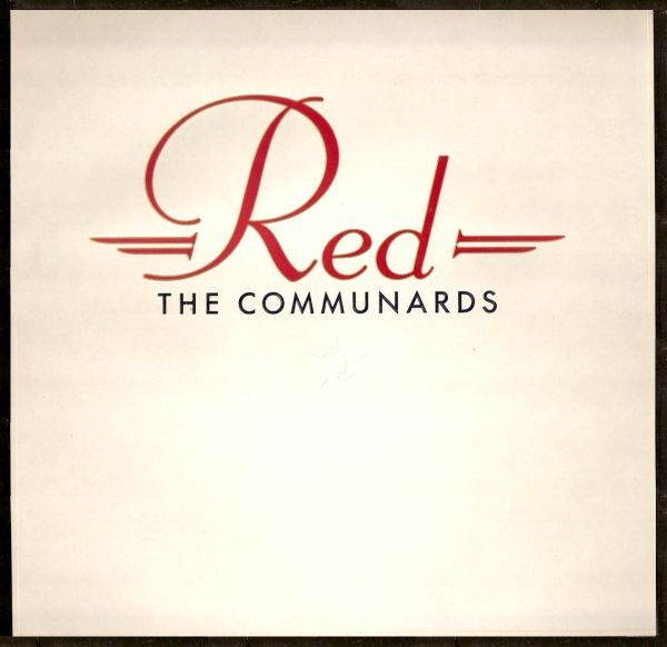 vinyl LP COMMUNARDS Red