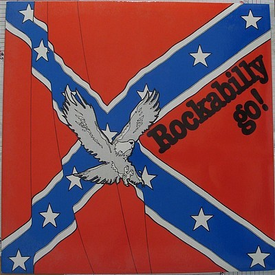 vinyl LP Rockabilly Go!