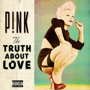 vinyl 2LP PINK The Truth About Love