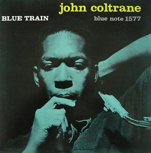 vinyl LP JOHN COLTRANE Blue Train