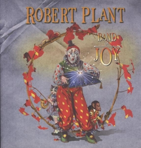 vinyl 2LP ROBERT PLANT Band Of Joy