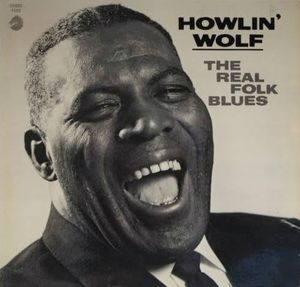 vinyl LP HOWLIN´S WOLF The Real Folk Blues