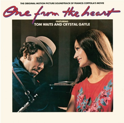 vinyl LP TOM WAITS & CRYSTAL GAYLE One From The Heart