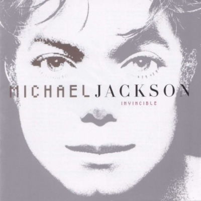 vinyl 2LP MICHAEL JACKSON Invicible