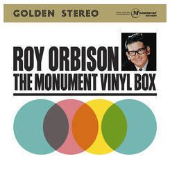 vinyl 4LP ROY ORBISON The Monument Vinyl Box