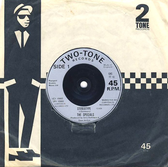 "7""SP THE SPECIALS - Stereotype"