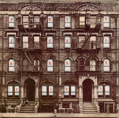 vinyl 2LP LED ZEPPELIN Physical Graffiti
