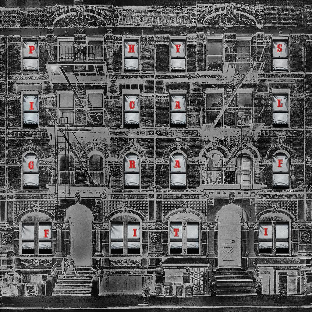 vinyl 3LP LED ZEPPELIN Physical Graffiti