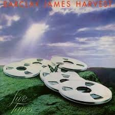 vinyl 2LP BARCLAY JAMES HARVEST Live Tapes