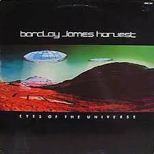 vinyl LP BARCLAY JAMES HARVEST Eyes Of The Universe