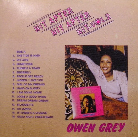 vinyl LP OWEN GREY Hit After Hit Fter Hit vol.2