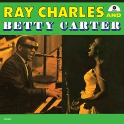 vinyl LP RAY CHARLES and BETTY CARTER Ray Charles And Betty Carter