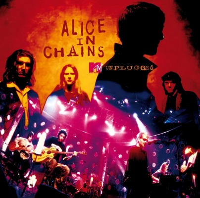 vinyl 2LP ALICE IN CHAINS Mtv Unplugged
