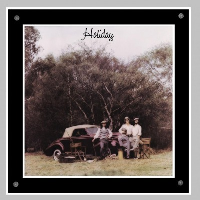 vinyl LP AMERICA Holiday