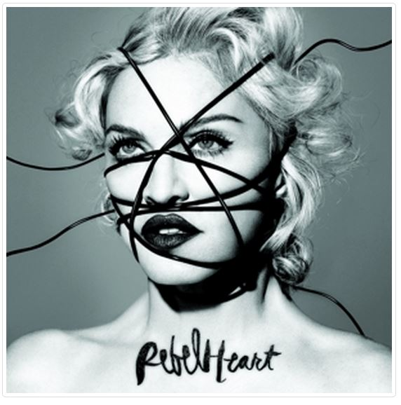 vinyl LP MADONNA Rebel Heart