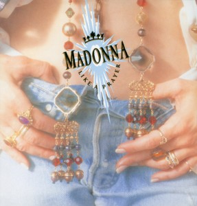 vinyl LP MADONNA Like a Prayer