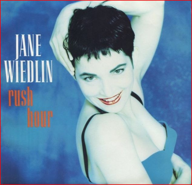 "vinyl 7""SP JANE WIEDLIN Rush Hour"